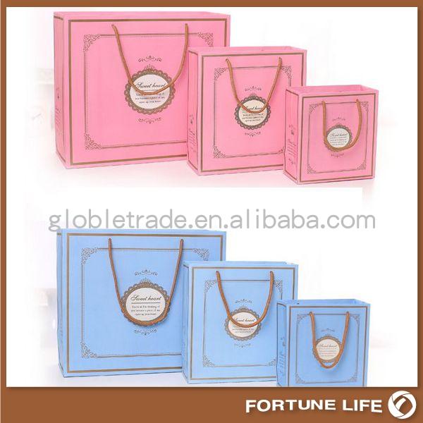 packaging templates paper bag,FL-KL-00352,china manufacturer
