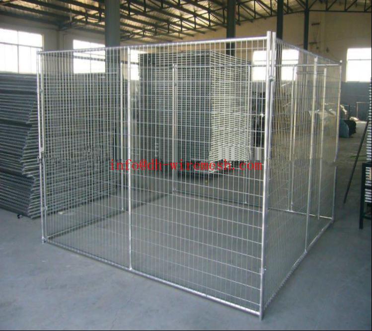 6'X12'X6' Heavy Duty Dog Run Kennel(ISO9001)