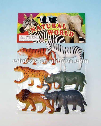 The Wild Toys : Plastic toy animal wild buy