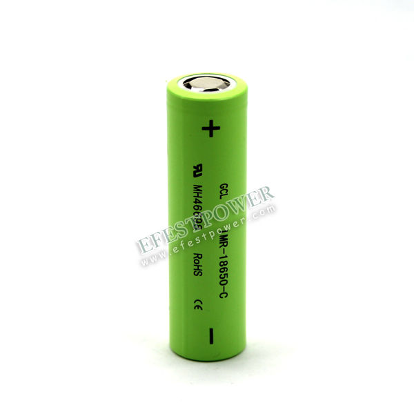 Hot selling new green original MNKE 18650 IMR battery