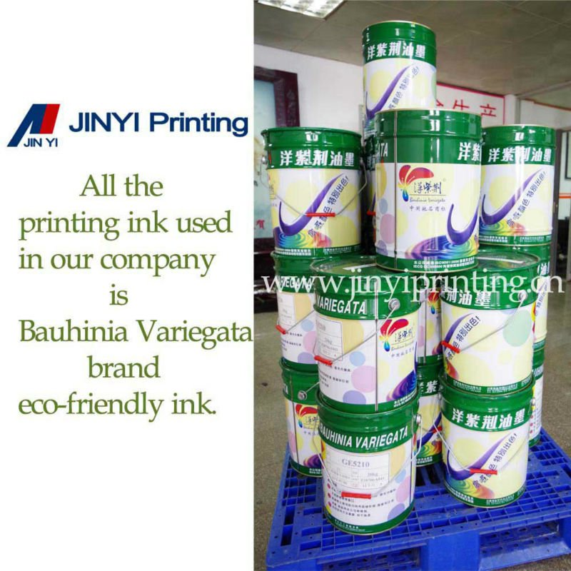 Laminated plastic film for cup cover