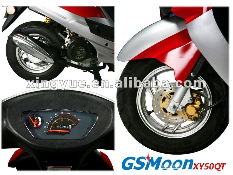 Beautiful mini classic eec epa 50cc motorcycle