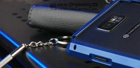 2012 Newest  sweet armor - gs2 aluminum bumper case for samsung galaxy s2 i9100 luxury matel bumper cover