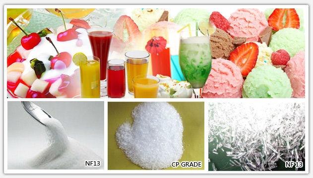 food additives distributors canada