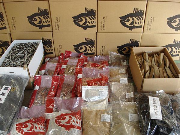 Niboshi (dried sardines) [N] 10kg Box for Ramen Noodle Cuisine / for fresh ramen noodle