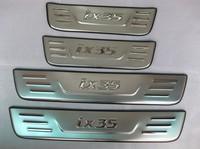 Хромовые накладки для авто 2010/hyundai ix35 /fg