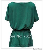 Женское платье Yefei Batwing Y2724 Y3724