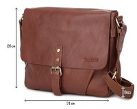 Hot! men leather bag, men briefcase bag, document bag-wholesale price+free shipping