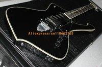 Гитара Black ICEMAN IC300 Electric Guitar Top Musical instruments