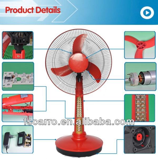 Popular portátil mini ventilador portátil 10 12 v dc ventilador
