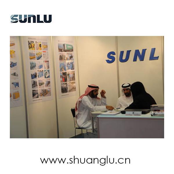 Our company exhibition in Dubai