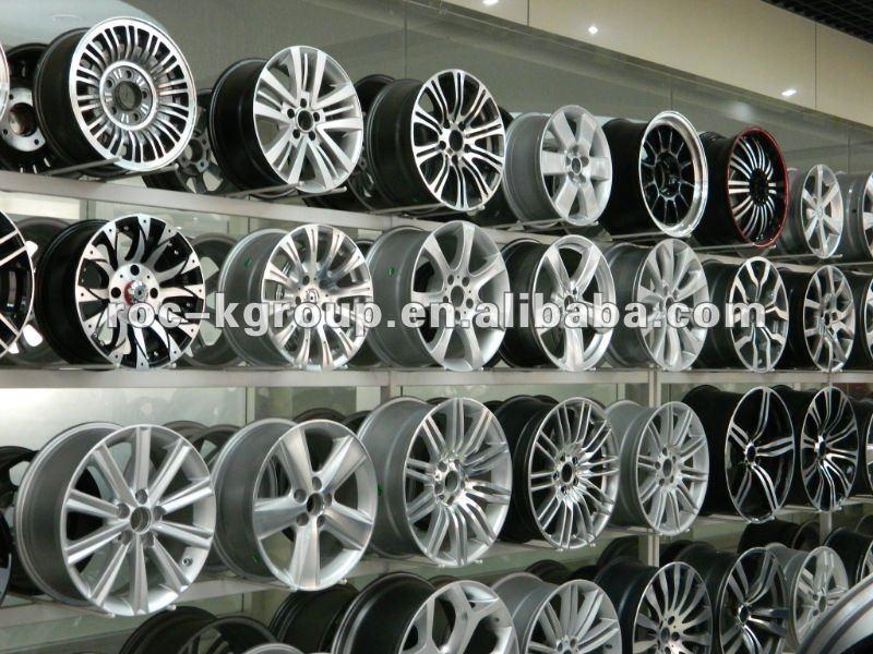 Vendas direto da fábrica rodas de liga leve 18 * 8.5