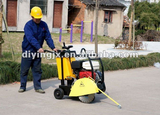 concrete groove cutter road cutting machine/ Electric Concrete Road Cutting Machine