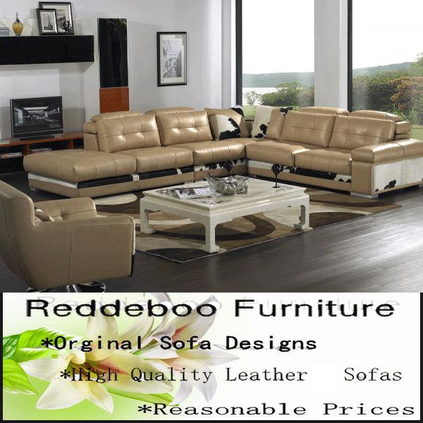 Le moderne hot vente dubaï en cuir canapé meubles-Canapé salon-ID ...