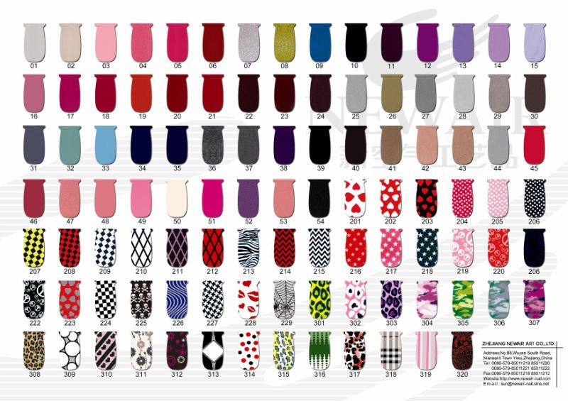NAIL DRESS MIX IT UPULTIMATE NAIL FASHION