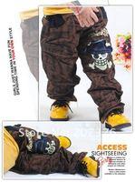 Джинсы для мальчиков Anhua 4 /1lot : m/l/xl/xxl