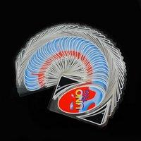 Игральные карты Hochwertige Familienspa 2/10 Spieler kunststoff uno einzigartige spielkarten