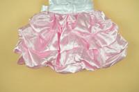 Retail girl birthday dress 2013 children girls big bow dress Princess dress chiffon Big bowknot dresse for summer
