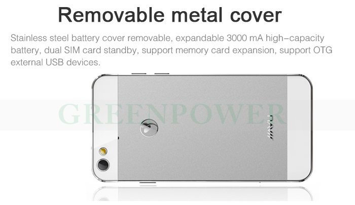 """New arriving!! New Smartphone Jiayu G5 MTK6589T 1.5GHz Quad Core 4.5"""" HD Screen 13Mp Camera Android phone 4.2 Bulit-in 3G"""