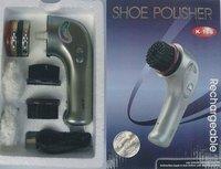 Оборудование для полирования и чистки обуви shoe polisher KD168 rechargeable electric buffer Shoe Shine