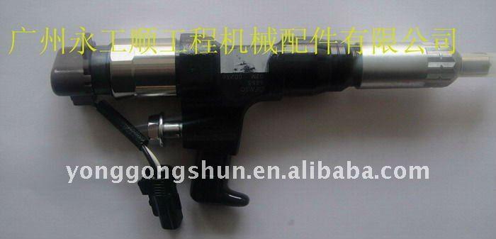 KOBELCO EXCAVATOR SK200-8/SK210-8/SK250-8/SK260-8 HINO ENGINE J05E INJECTOR ASSY VH23670E0050
