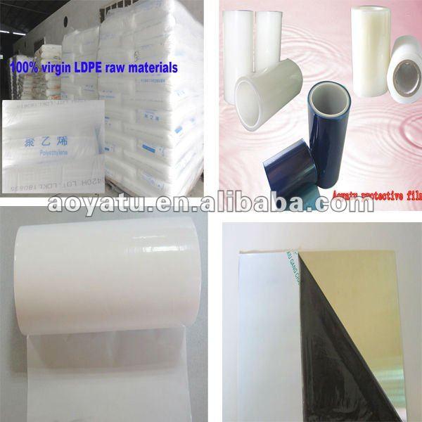 professional pe plastic film rolls