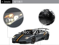 RC car, 1:24Lamborghini Murcielago, car modle, rc toys, boys like toys