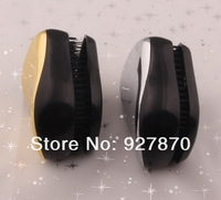 Товары на заказ New Tangle Teezer Instant Detangling Hair Comb Gold And Silver Color Hair Brush With Gift Box 2 pcs/lot