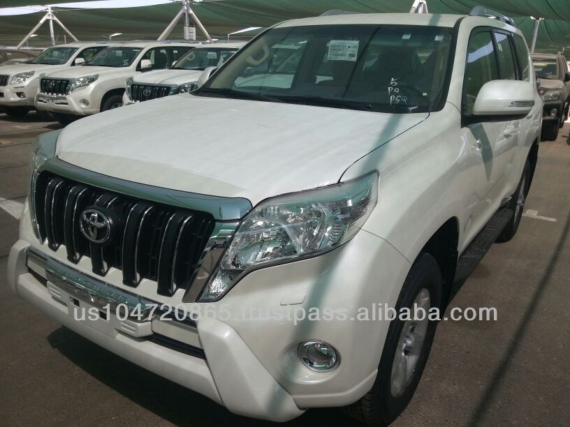 2014 TOYOTA Land Cruiser PRADO TXL 2.7L PETROL AUTOMATIC New Shape