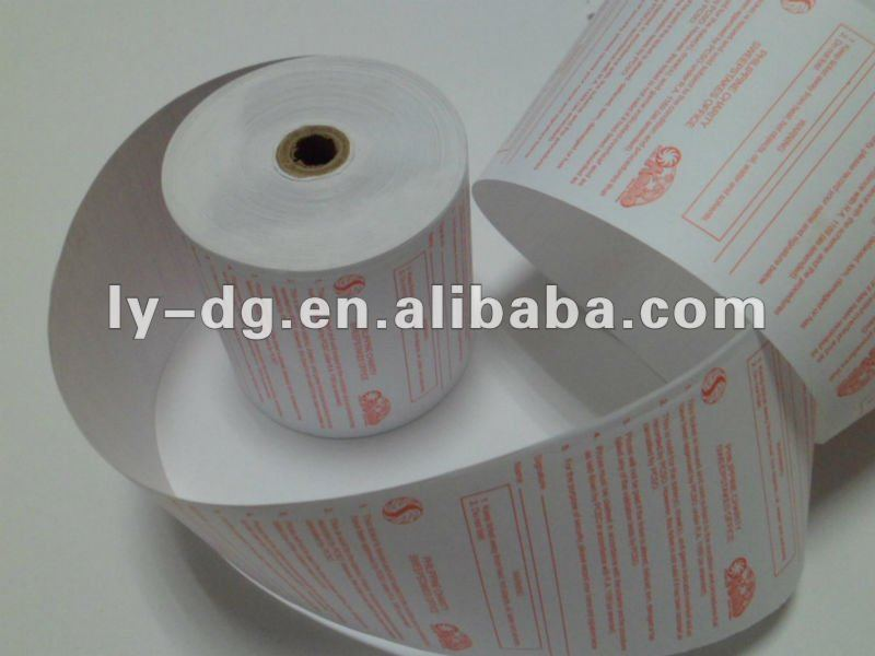 Hot Sale Color Printed Thermal Paper