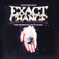 EXACT CHANGE Free shipping paper mache mask,magic tricks,fire,props,comedy,Ring