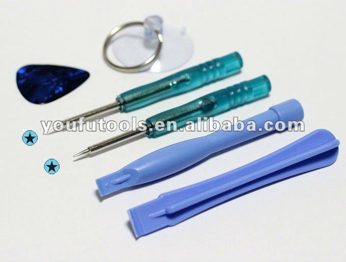 Wholesale cell phone repair tools 7 pcs screwdriver set repair ...