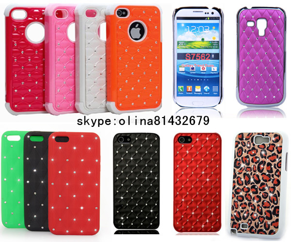 New Arrival Crystal Cellphone 360 mini for ipad case