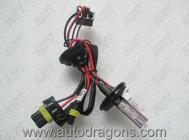 Auto Truck 8000K HeadLight H4-2 Xenon HID bulb 35W 12/24V