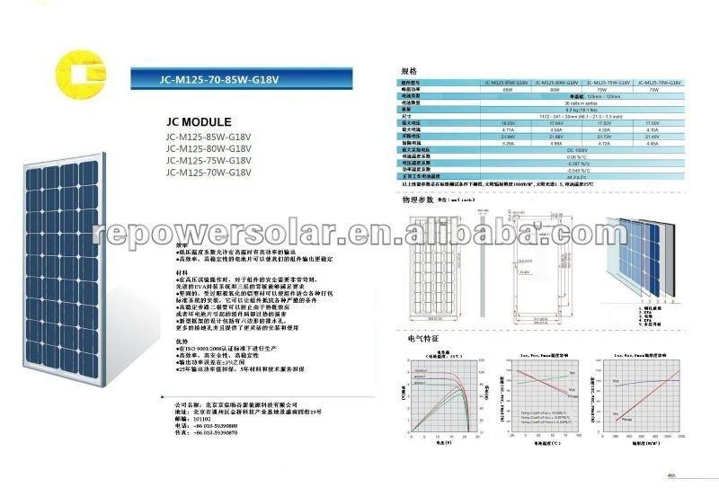 solar panel solar panel/module mono / poly crystalline