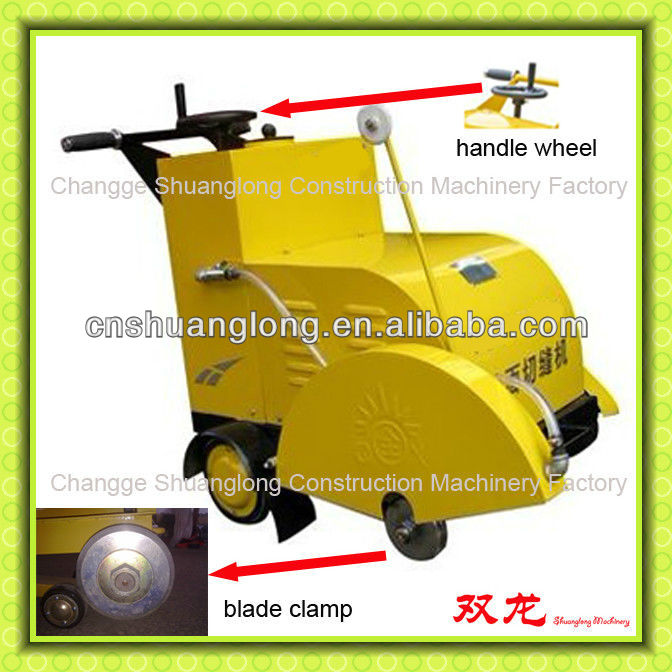400mm electric deep asphalt road cutter from manufacturer