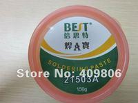 Free shipping 150g BEST BGA Solder welding  Soldering paste, Flux Cream Welding Paste