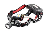 Лампа для головы CREE XP-G R5 LED Headlamp Adjustable Focus 650 Lumens for camping