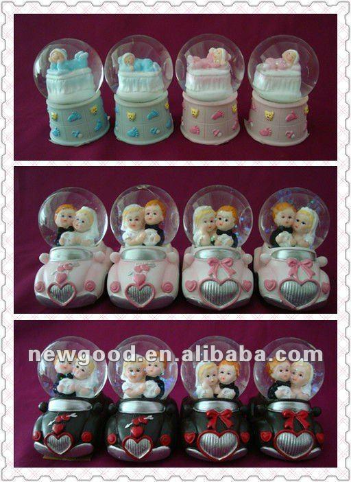 Water Globe App Baby Birthday Water Globe With