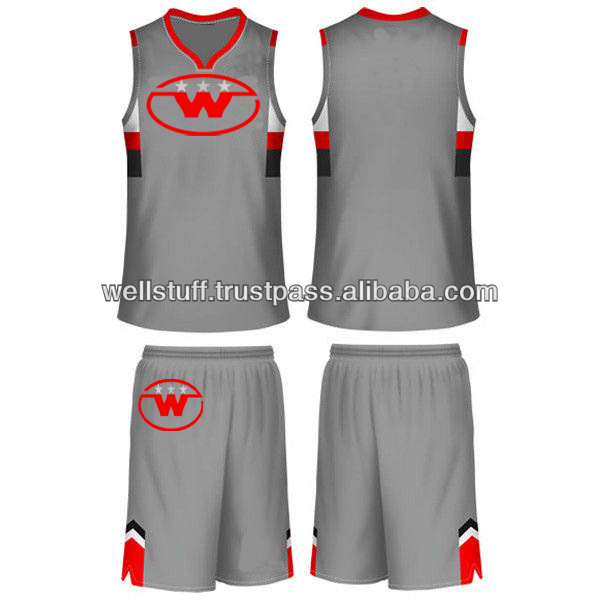Hot Sale Men's Basketball uniform