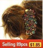 Волосы украшения килогерц 6004
