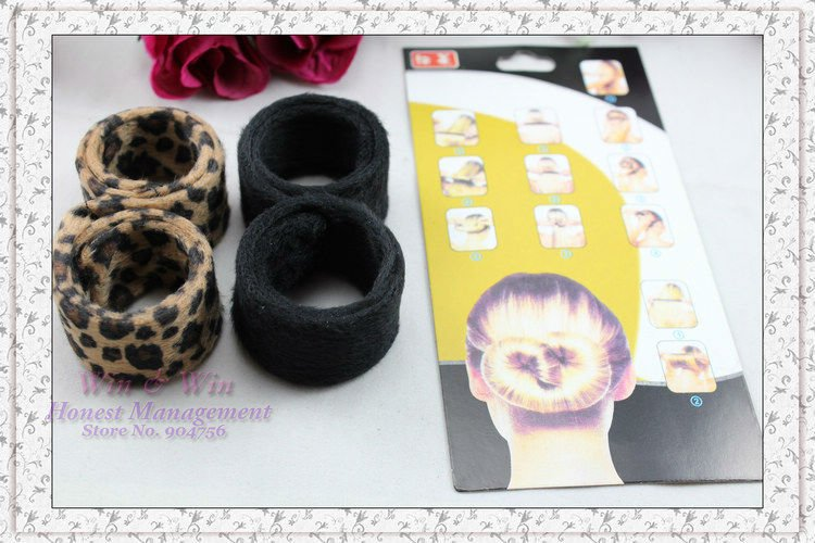 FREE SHIPPING lady hair rollers, women hair styling tools classic French twist hair band, hair accessories,hair roller,H9038