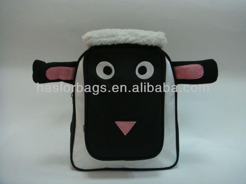 En peluche sac d'école des animaux - pour enfants sac à dos