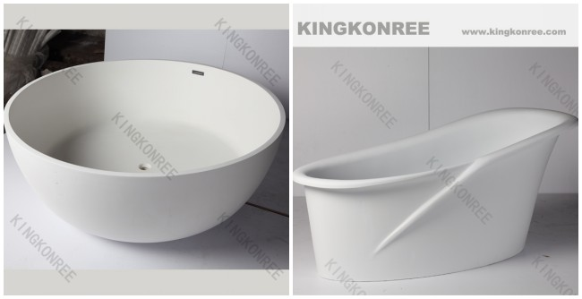 Solid surface portable bathtub,dog bathtubs
