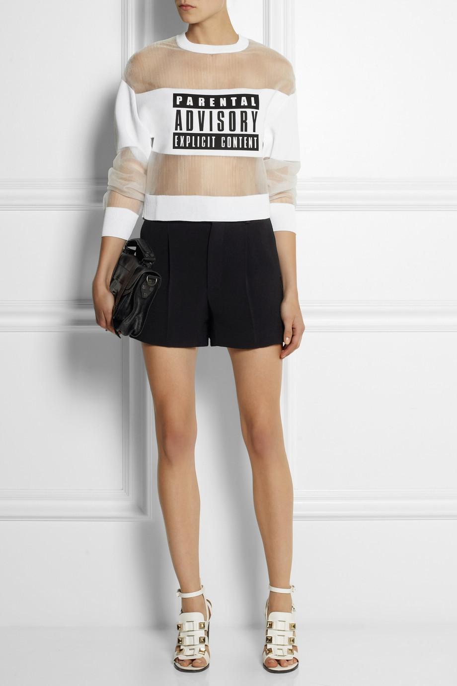 Aliexpress.com: Купить Женская мода холодный белый / черный ...