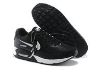 Мужская обувь Top quality nike air max 90 kpu material mens running shoes, sports athletic shoes size:40-45