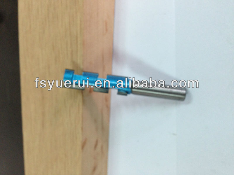 Carbide cnc router bits for wood