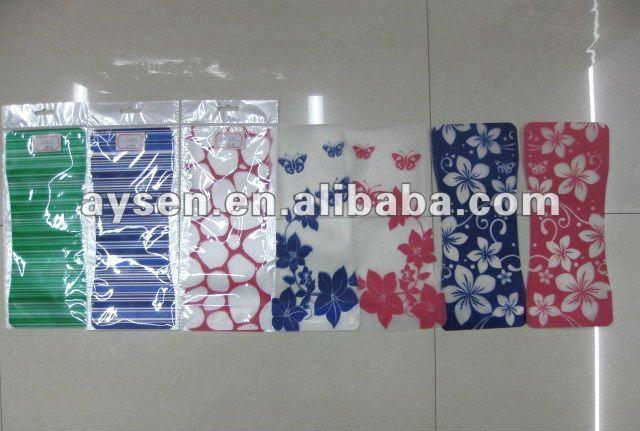 2012년 접히는 플라스틱 꽃 화병