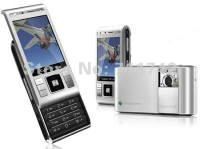 100% original SONY Ericsson c905 cell phones 3G WIFI GPS Quan-band bluetooth 8mp Russia Poland keyboard