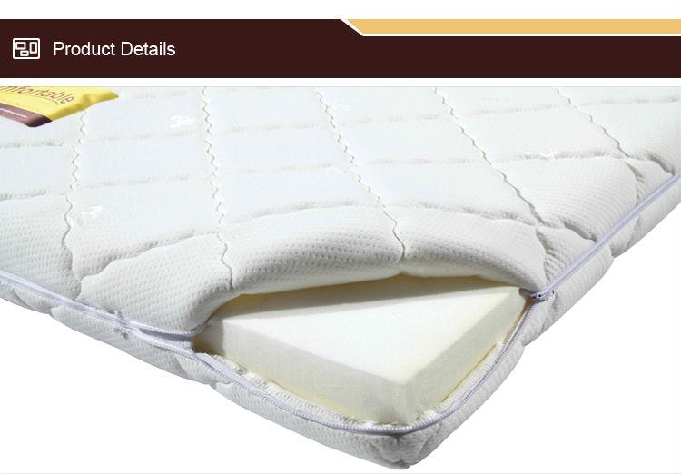 luxury baby bedding 100% natural latex baby crib mattress 332#